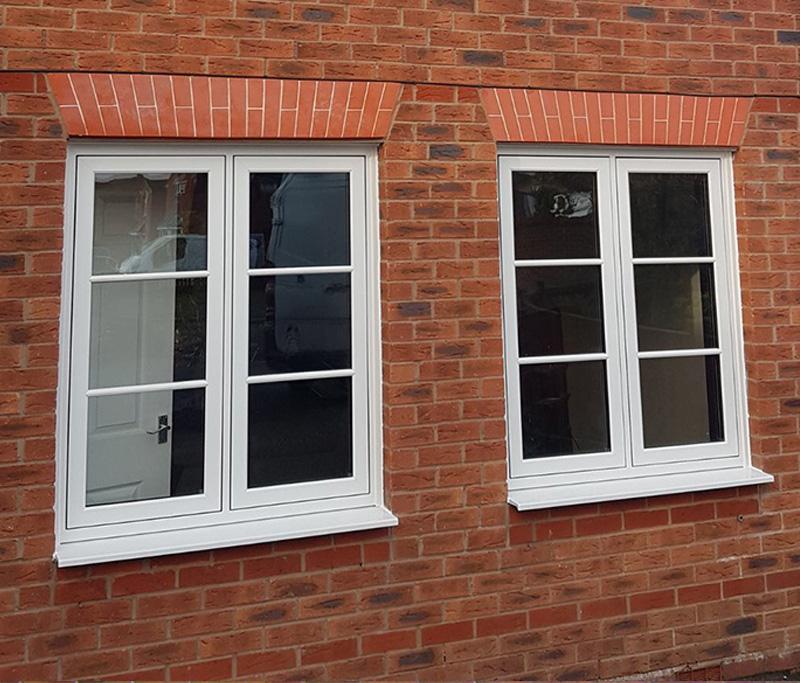 Flush Casement Windows Burntwood