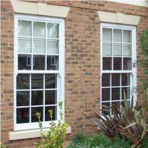 uPVC Windows Glazing Bars
