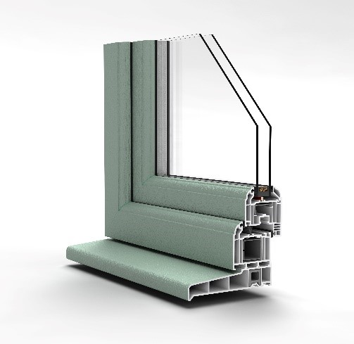 uPVC Windows Tilt and Turn