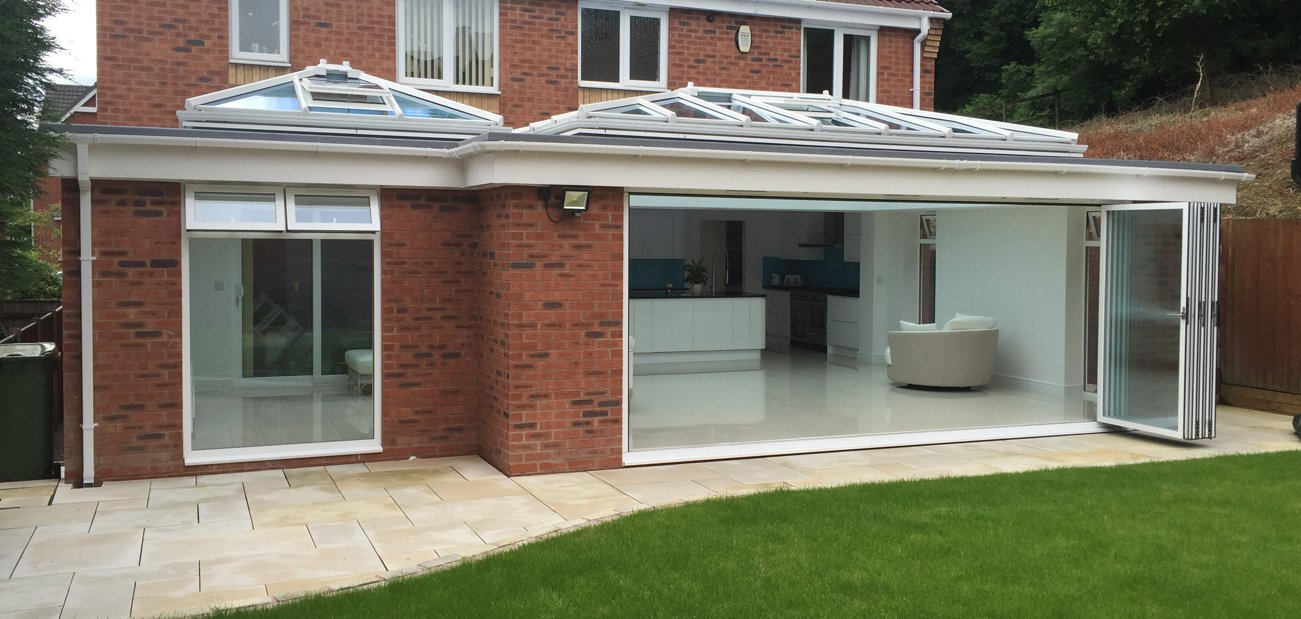 Uniseal UK, Burntwood - Bifolding Doors & Orangeries