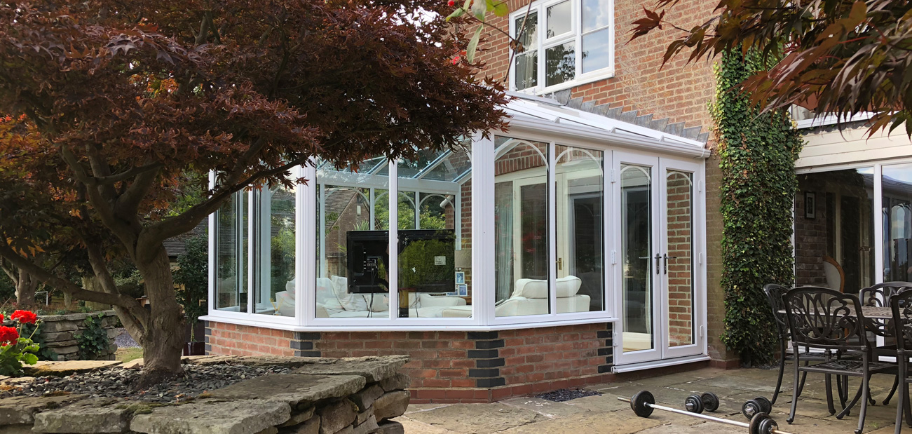 Conservatories in Rugeley