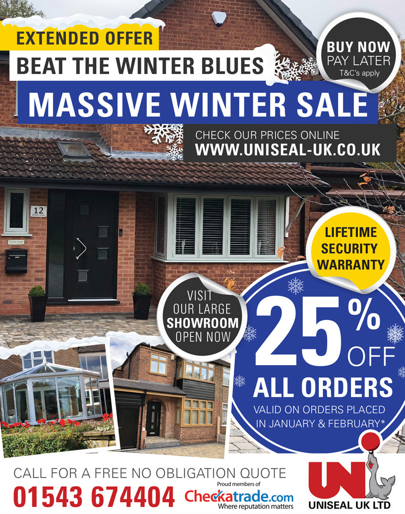 Winter Blues Offer
